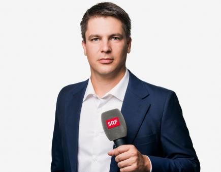 """Seit 2017 ist Lukas Messmer in Bangkok stationiert und berichtet regelmässig für die """"Tagesschau"""" und """"10vor10"""" aus Südostasien."""